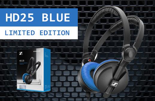 LIMITED EDITION HD25 Blue