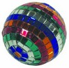 Mirrorball 5 cm Multicolor