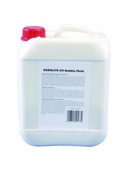 Eurolite UV Bubble Fluid 5L Yellow