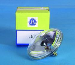GE Par-36 Lamp 4515, 6,4V/30W VNSP