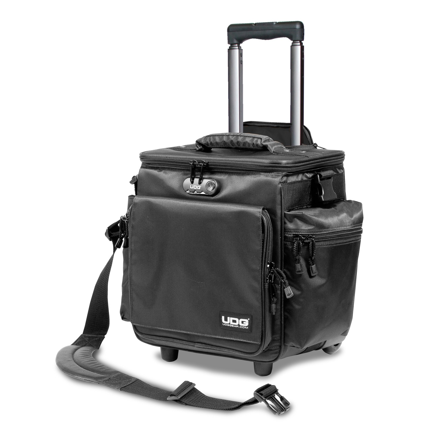 UDG Slingbag Trolley Deluxe Black