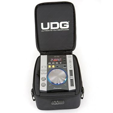 UDG Pioneer CDJ-200/400 Bag Black [1 pcs left]