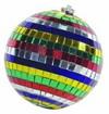 Mirrorball Multicolor 10 cm