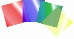 Eurolite Colour-foil set 19x19cm, four color