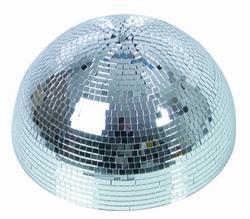 Eurolite Half mirror ball 40cm with safety-m