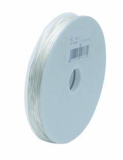 Noname Fluorescent rope 10mm white 21m