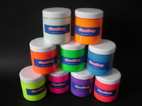 Noname UV Fluorescent Paint Bright Orange