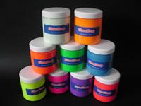 Noname UV Fluorescent Paint Light Orange