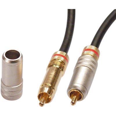 Cable 1xRCA Ma > 1xRCA Ma 5m