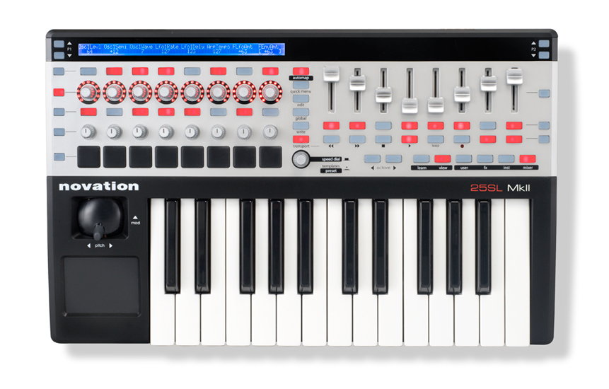 Novation ReMOTE SL25 MKII
