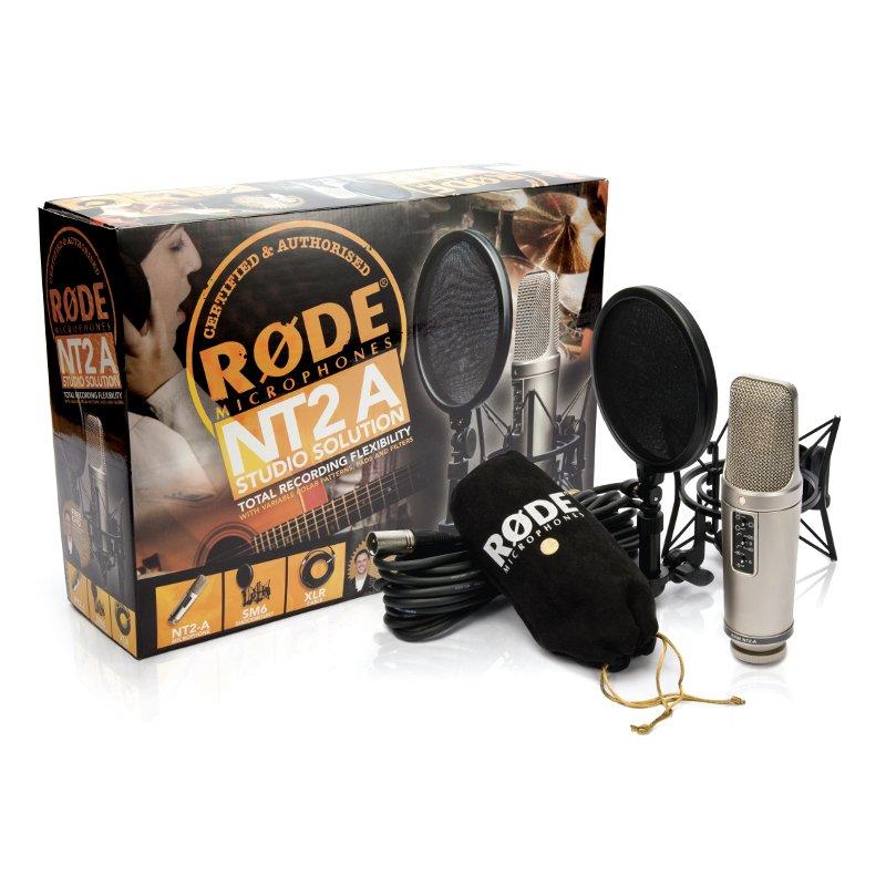 Røde NT2A Studio Kit