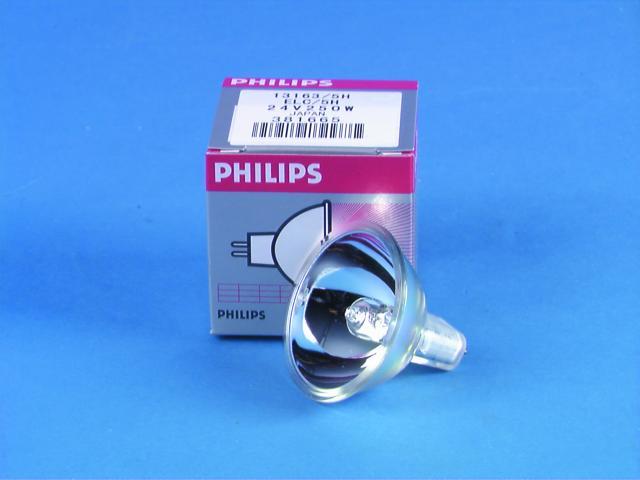 Philips 24V/250W ELC GX-5.3 500h 50mm