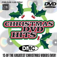 DMC Christmas DVD Hits [1 pcs left]