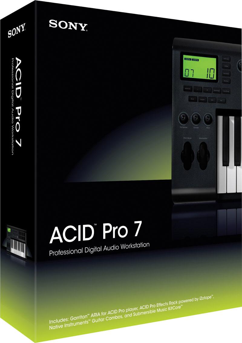Sony Acid Pro 7 [Download]