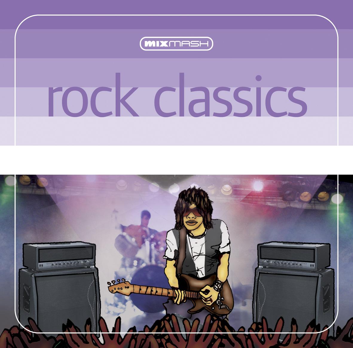 MixMash Rock Classics Vol 1