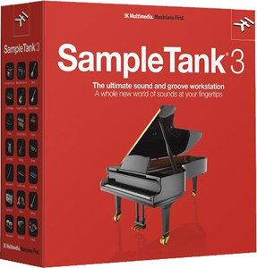 IK Multimedia Sampletank 3 Crossgrade [Download]