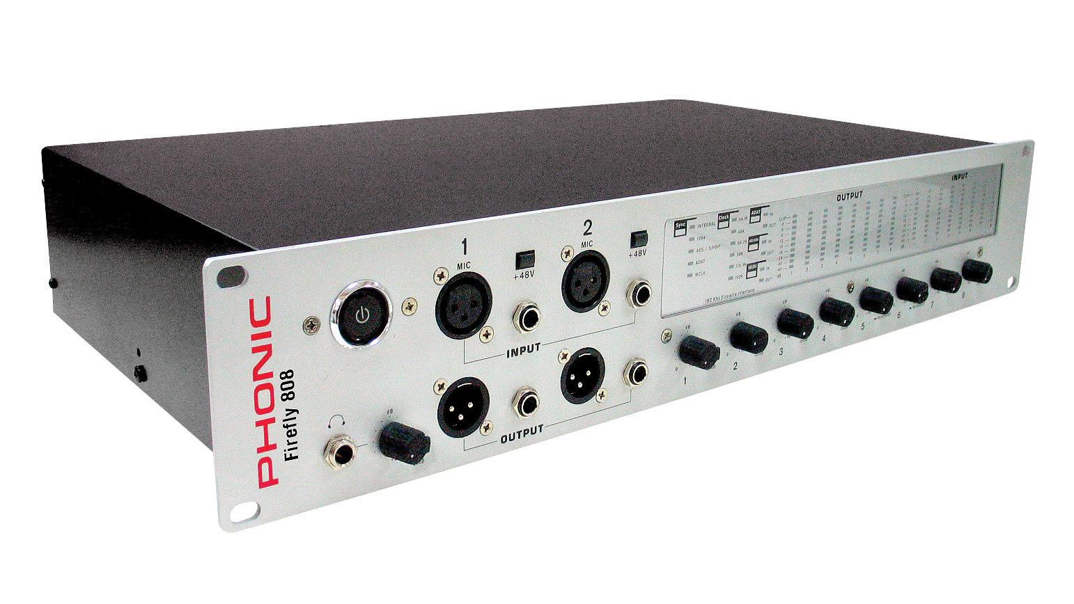 Phonic FireFly 808