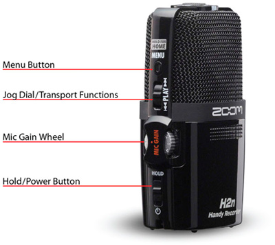 Handy Recorder H2N