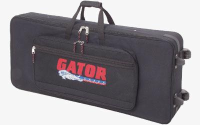Gator GK-88 Lightweight Roller Keyboard Case