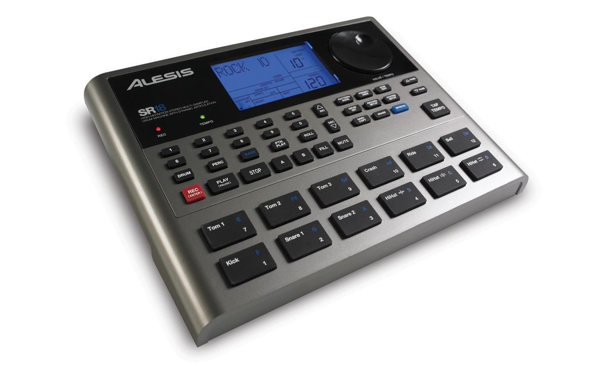 Alesis SR-18 Drummachine