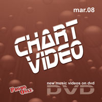 Promo Only Chart Video March 2008 [1 pcs left]