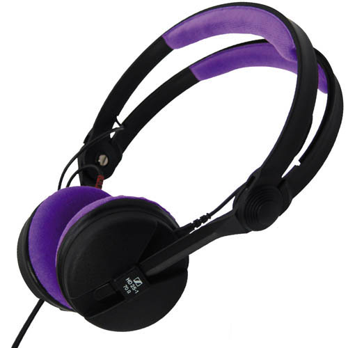 Zomo Replacement Earpads for HD25 Velour Violet