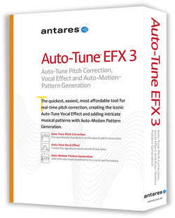 Antares Auto-Tune EFX 3 [Download]