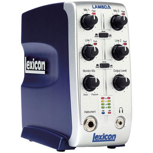 Lexicon Pro Lambda Studio