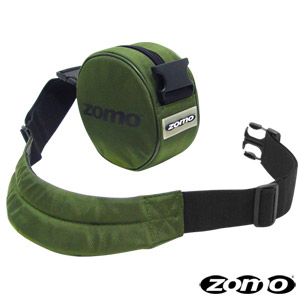 Zomo Scratch-Bag Green