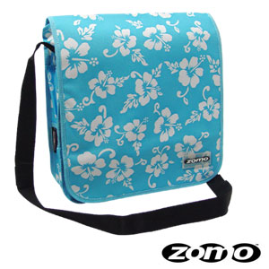 Zomo Recordbag Street-1 Flower Blue
