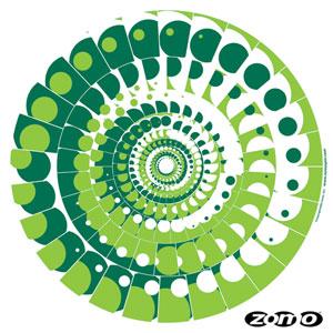 Zomo Moon Green
