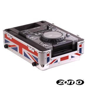 Zomo Flightcase CDJ-1 UK
