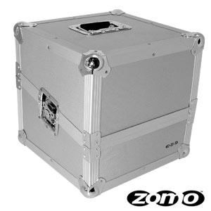 Zomo Recordcase SP-110 Silver with profile