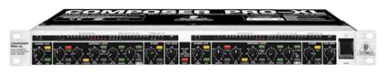 Behringer MDX2600 Pro-XL Composer