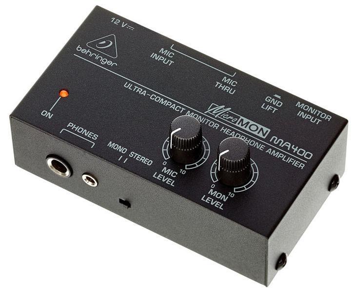 Behringer MA400 Micromon
