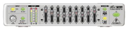 Behringer FBQ800 Minifbq