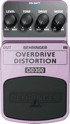 OD300 Overdrive/Distortion