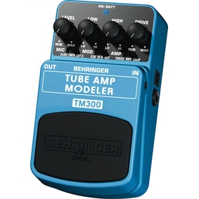 Behringer TM300 Tube Amp Modeler