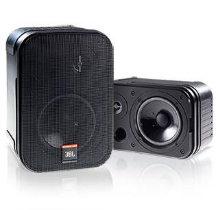 JBL Control 1 Pro Black