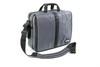 Courier Bag Dlx Steel Grey/Orange Inside