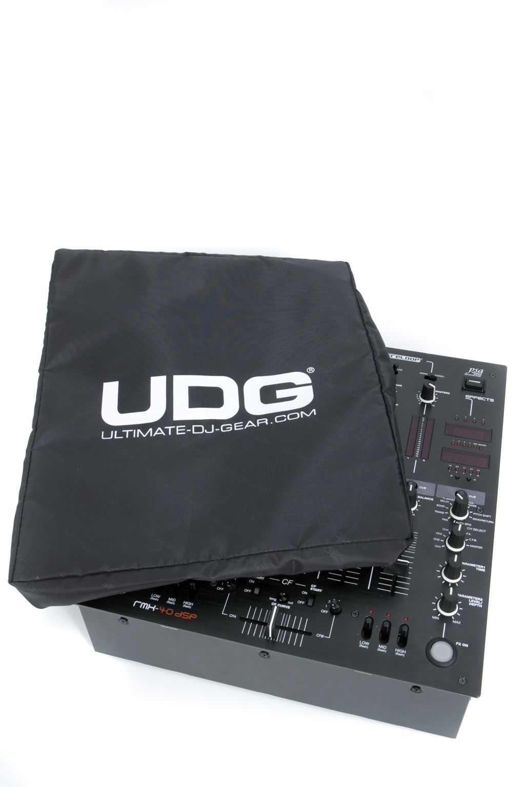 UDG CD Player/Mixer Dustcover Black