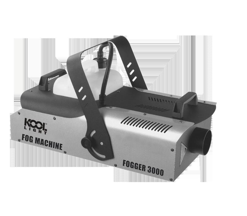 Koolsound DMX Fogger 3000 [2ND HAND]
