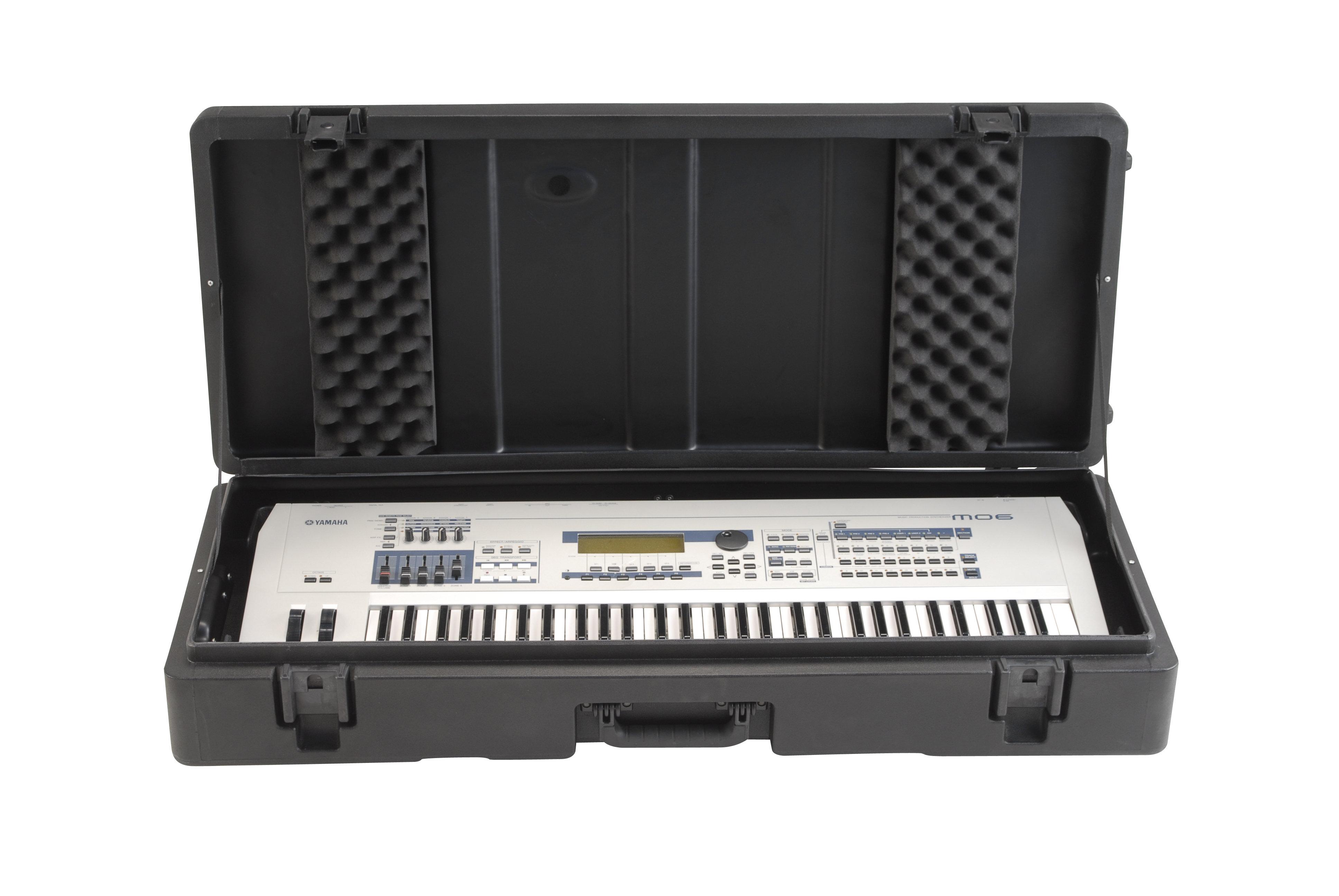 SKB Roto Molded 61 Note Keyboard Case