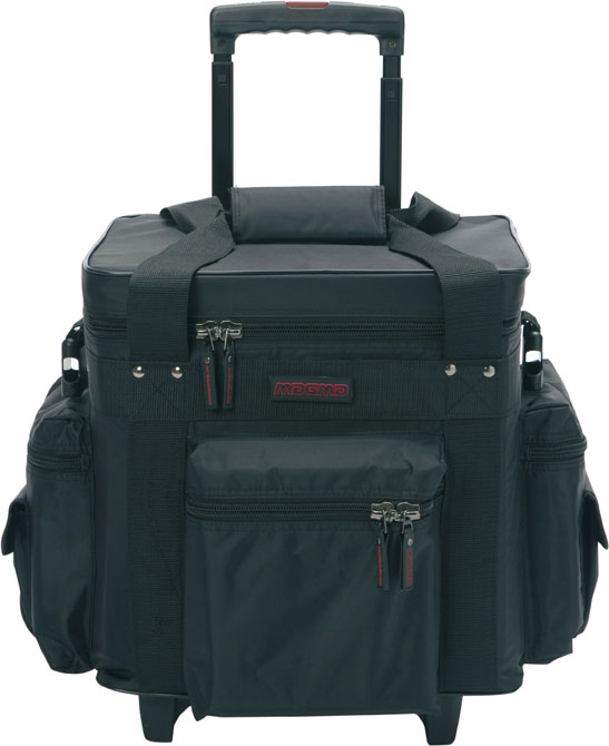 Magma LP Bag 100 Trolley Black/Red