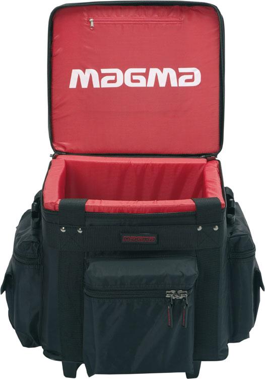 LP Bag 100 Trolley Black/Red
