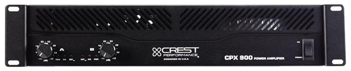 Crest CPX900