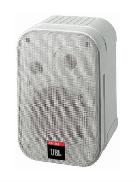 JBL Control 1 Pro White