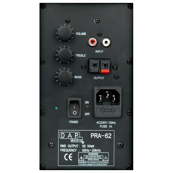 PRA-62 Black