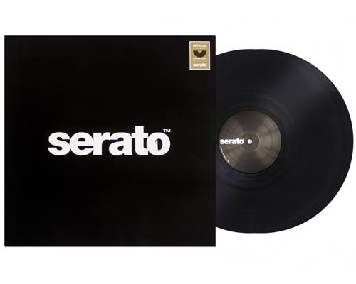 Serato Serato Control Vinyl - Black