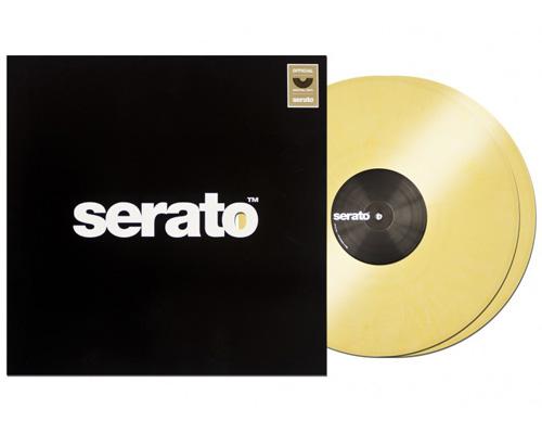 Serato Serato Control Vinyl - Yellow